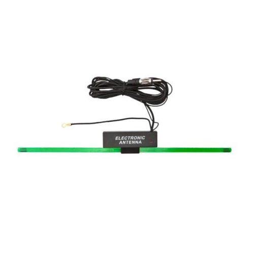 Antenna, erősítős, szélvédőre ragasztható,