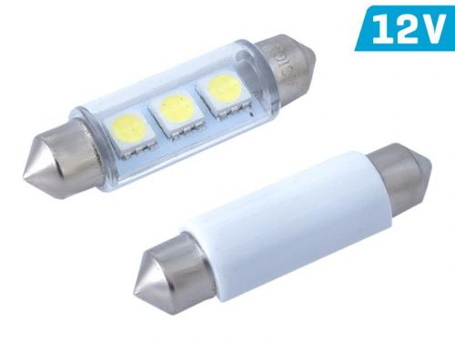 Vision SV8.5 szofita, 3xSMD 5050 led, 41mm, 12V, fehér