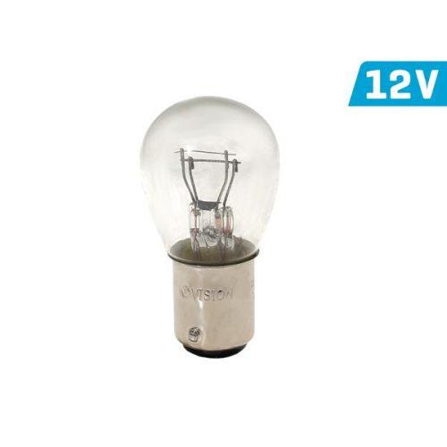 Vision P21/4W izzó, 12V, 21/4W, BAZ15d, E4