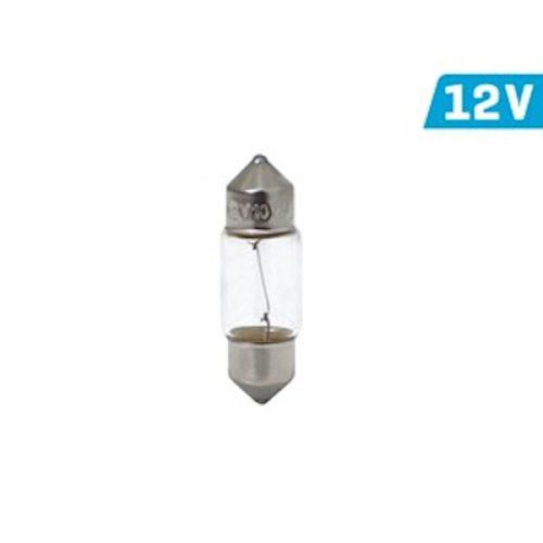 Vision C5W, SV8.5 szofita izzó, 11x30mm, 5W, 12V