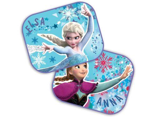 """Oldalsó napvédő gyerekeknek, """"Anna és Elsa"""", 2db"""