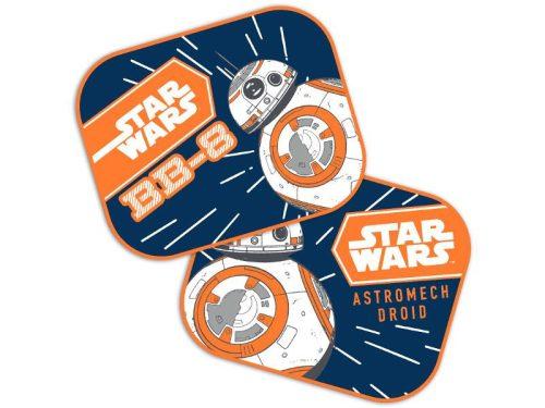 """Oldalsó napvédő gyerekeknek, """"Star Wars BB8"""", 2db"""