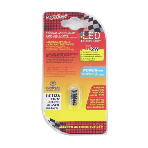 Maxeed T10 izzó, 1xSMD 5050 led, 12V, Canbus, W5W