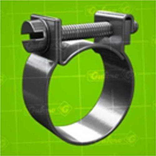 Üzemanyagcső bilincs, O12-14/9 mm, Gufero MINI 9 W1