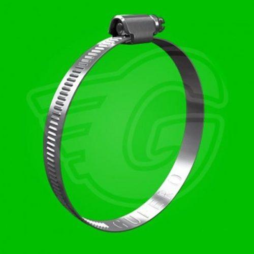 Vízcső bilincs, átmérő 32-50/9 mm, Gufero EURO 9 W1
