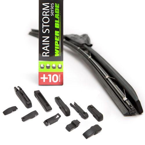 """Ablaktörlő 14""""/36cm NEXUS - Rain Storm Pro Series 10 adapteres"""