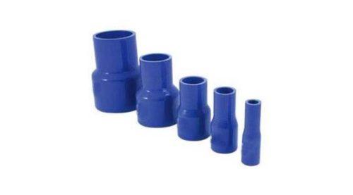 Szilikon Cső szűkítő, Ø50-55 mm, 100 mm