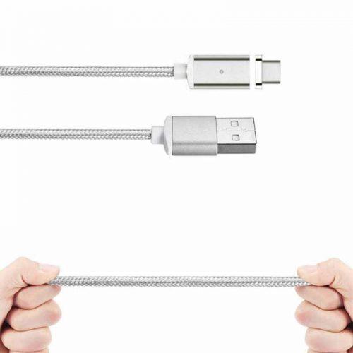Telefontöltő kábel, micro USB-C