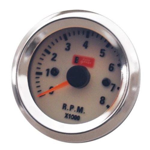 Fordulatszámmérő óra