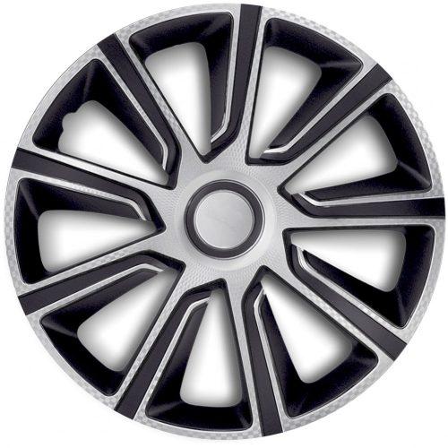 """Dísztárcsa 14"""" Veron Carbon Silver Black"""
