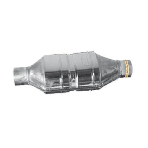 Katalizátor, ovál, fémbetétes, Ø 50 mm, 700-2000 cm3, EURO2