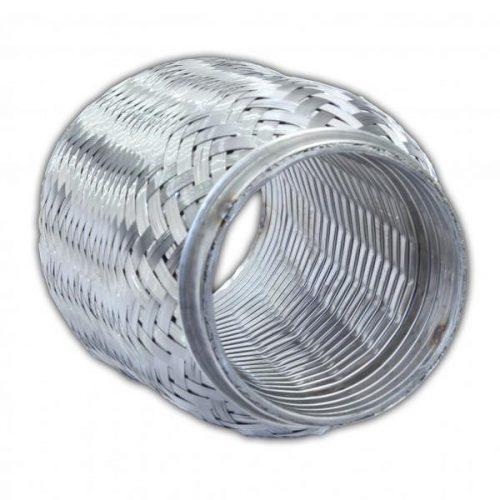 Flexibilis cső, 45x100 mm, 4 rétegű kipufogó rezonátor cső