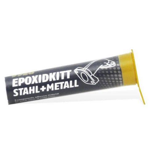 Epoxidkitt, gyurma fémragasztó, 56g