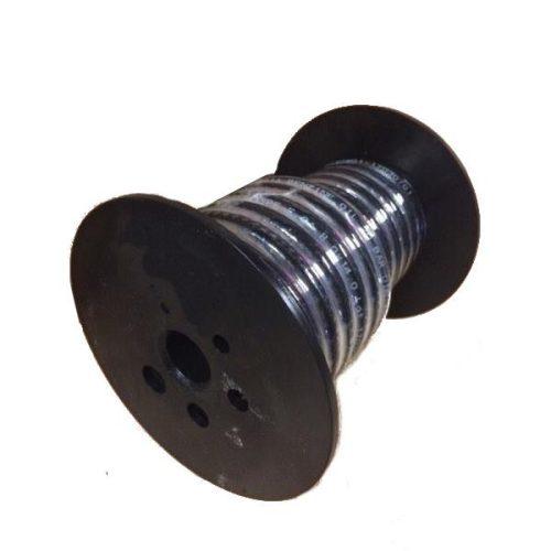 Üzemanyagcső, Ø04mm, belső vásznas NBR/CR, dobon