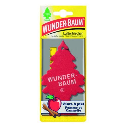 Wunderbaum illatosító, fahéjas alma