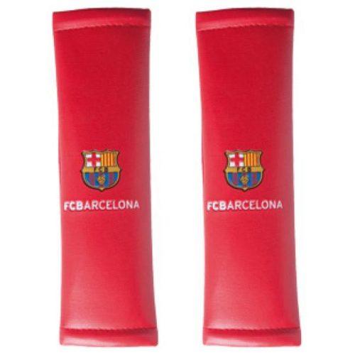 Biztonsági övpárna, felnőtt, piros, FCB