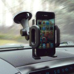 autós mobil tartók